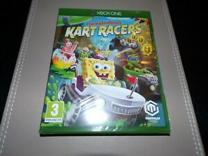 Nickelodeon Kart Racers Xbox One **New & Sealed**