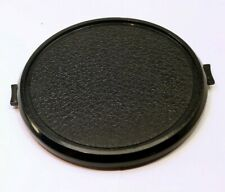 Black Front 72mm Lens Cap Snap on type B01419