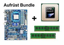 Aufrüst Bundle - Gigabyte 870A-UD3 + Phenom II X6 1090T + 16GB RAM #65276