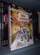 Tintin et les égoutiers-Coffret l'intégrale-150 exemplaires-Ex-libris signé-BD