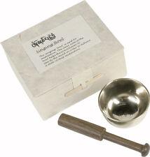 Boxed Singing Bowl - Meditation - Fair Trade