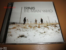 TRAVIS the MAN WHO cd TURN why does it always rain on me WRITING TO driftwood