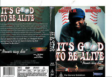 It's Good To Be Alive-1974-Louis Gossett Jr- Movie-DVD