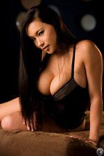 Sexy Girl Asian Woman Busty Nude Ass Fridge Tool Box Magnet Refrigerator R24