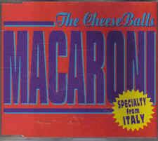 The cheese Balls-Macaroni cd maxi single