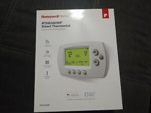 Honeywell Wi-Fi 7-Day Programmable Smart Thermostat (RTH6580WF)