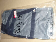 Thirtyone Thirty One 31 Gifts Large Utility Tote Brand New Denim Distressed