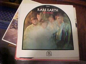 Rare Earth Get Ready RS507 Lp Record