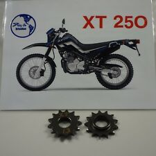 Yamaha XT 250 FRONT SPROCKET 13 tooth, 2009 to 2018