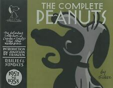 The Complete Peanuts Volume 4: 1957-1958