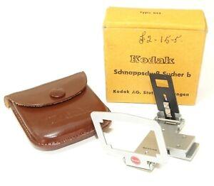 Kodak Retina Frame Finder Model B - For Retina Ib - Clean & Boxed