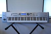 Korg Triton Le 76key MUSIC WORKSTATION KEYBOARD w/ gig bag, power supply, pedal