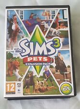 THE SIMS 3  ~  PETS EXPANSION PACK  ~  REQUIRES THE SIMS 3 TO PLAY