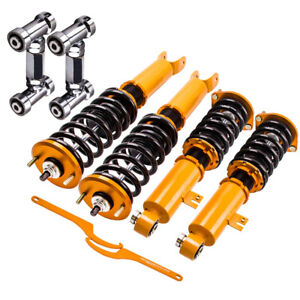 Coilovers Shock Absorbers & Upper Camber Arm for Nissan Fairlady 300ZX Z32