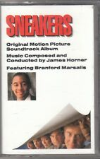Sneakers by James Horner (Audio CASSETTE) Soundtrack (074645314648)