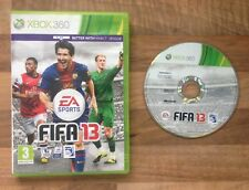 FIFA 13 XBOX 360 Game (Soccer) FEDERATION OF INTERNATIONAL FOOTBALL ASSOCIATION