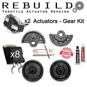 MOSFET Kit - BMW M3 M5 M6 Throttle Actuator Gear & MOSFET Kit