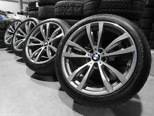 original BMW X5 F15 X6 F16 20 Zoll Alu Sommerräder Styling M469 7846790 7846791
