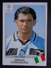Panini Champions League 1999-2000 - Sergio Conceicão (SS Lazio) #8