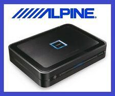 ALPINE PDX-F6 4-CHANNEL DIGITAL AMPLIFIER, BRAND NEW, WARRANTY