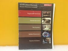 Keithley 1985-1986 Catalog + Buyers Guide Electronic Measurement Instruments