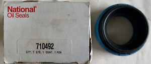 National Oil Seals 710492 Front Axle Seal