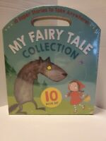 My Fairy Tale Collection 10 Book Set Factory Sealed FREE SHIPPING