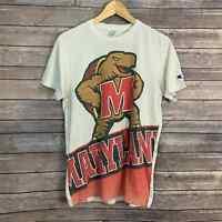 University of Maryland Terrapins T-shirt (Size: S)