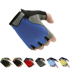 Sport Gym Fitness Gloves Weight Lifting Body Building Training Workout Exercise