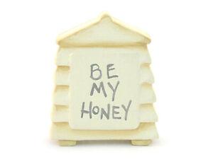 SALE - Be My Honey Wooden Bee Hive - Cracker Filler Gift
