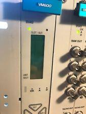 VibroMeter Vm600 Cpu M Modular Central Processing Unit
