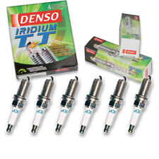 6pc Denso 4704 Iridium TT Spark Plug for IKH20TT IKH20TT Tune Up Kit rz