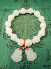Bracelet Bead Mala Prayer Phra Sangajai Lucky Buddhist Thai Buddhist Amulet