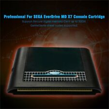 Pro For SEGA EverDrive MD X7 Console Cartridge Vintage Console Cartridg PM