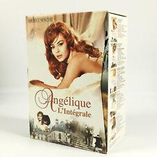 Angélique L'intégrale Coffret 5 DVD