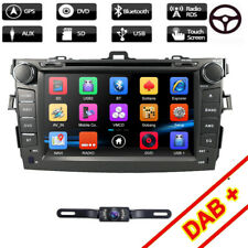 """Fit for Toyota COROLLA Car DVD GPS iPod 8""""Touchscreen Radio Player BT SD Aux USB"""