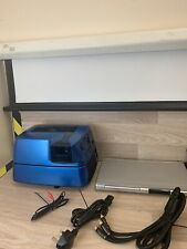 InFocus IN1 DLP Gaming Projector Model GAUD300-WW, With Projection Screen Bundle