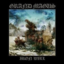 GRAND MAGUS - IRON WILL NEW CD