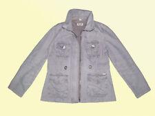 robuste Damenjacke Übergangsjacke Jacke Parka Jeansart Gr. M 40