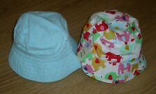 NEXT CHILDREN/'S SUN BUCKET REVERSIBLE HAT 5-6 Years
