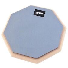 Keepdrum DP-GY Drum Practice Pad Grau Übungspad