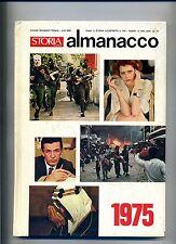ALMANACCO DI STORIA ILLUSTRATA 1975 # Arnoldo Mondadori Editore 1975