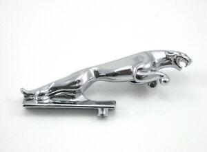 Jaguar Leaper Bonnet Mascot Fixed