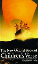 The New Oxford Book of Children's Verse (Paperback, 1998) Other Editio-ExLibrary