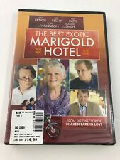 The Best Exotic Marigold Hotel [DVD] NEW