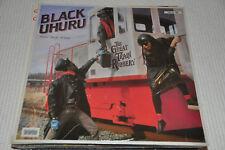 "Black Uhuru - The great train robbery - 80er 80s -12"" Maxi Single Vinyl LP"