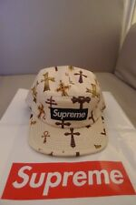 57ca7a84 Supreme Glod Crosses Camp Cap size adjustable 13 Spring Summer 2013