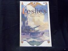1914 MAY 2 LESLIE'S WEEKLY MAGAZINE - GREAT PHOTOS & ADS - ST 1276