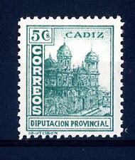 SPAIN - SPAGNA - 1936-1939 - Guerra civile spagnola. Pro Cadice