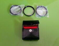 Vivitar 52mm Close Up Lens Filters No. 1, 2, & 3 *FREE SHIP*